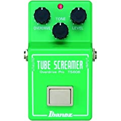Ibanez TS808 TUBE SCREAMER