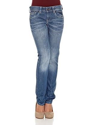 Pepe Jeans London Vaquero Jeanie (Azul Denim)