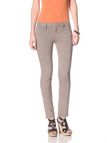 DL 1961 Premium Denim Women's Angel Skinny Ankle Jeans (Kahlua)