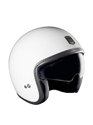 Exklusiv Helmets Casco Racer (Blanco)