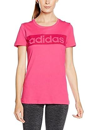 adidas T-Shirt Manica Corta Ess Linear