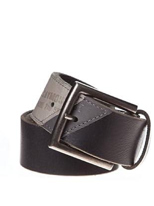 Springfield Cinturón Negro Piezas Degrade Gris (negro)