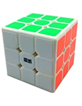 YJ Moyu DianMa 3x3x3 Speed Cube Puzzle Smooth White