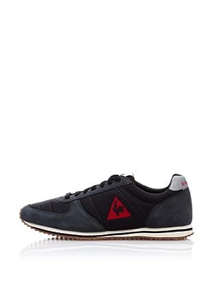 Le Coq Sportif Zapatillas Bolivar (Negro / Rojo)