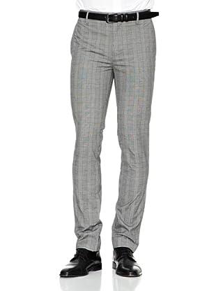 Dockers Pantalón Comfort Vestir (Gris)