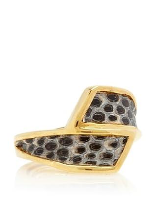 Kara Ross Spotted Adjustable Wrap Ring