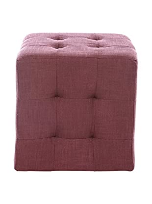 CO.IMPORT Pouf Viola