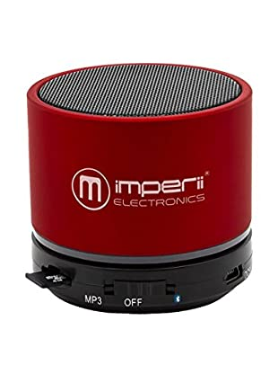 imperii Lautsprecher Bluetooth Slot Micro SD rot