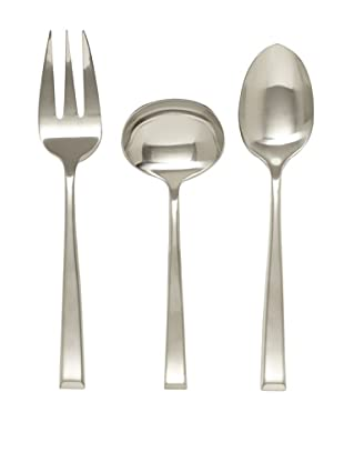 Reed & Barton East End 3-Piece Serving Set, Silver