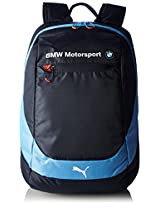 Puma BMW 27 Ltrs Bmw Team Blue and Marina Blue Casual Backpack (7393202)
