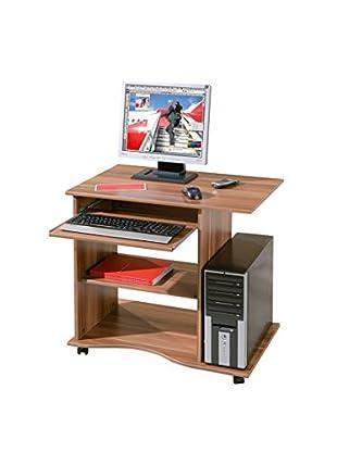 Office Ideas Schreibtisch braun