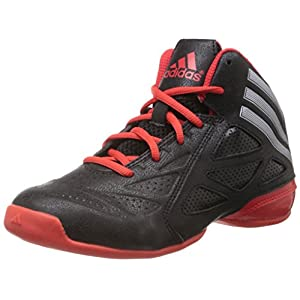 Adidas Boy's Nxt Lvl Spd 2 K Black, Red and Metallic Silver Sports and Outdoor Shoes - Over 4 Years - 13 Uk