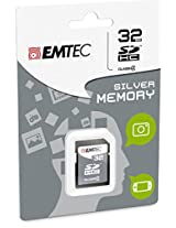 EMTEC 32 GB Class 4 Jumbo Super SDHC Memory Card