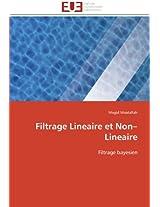 Filtrage Lineaire Et Non-Lineaire