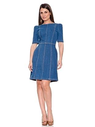 Caramelo Vestido (Azul)