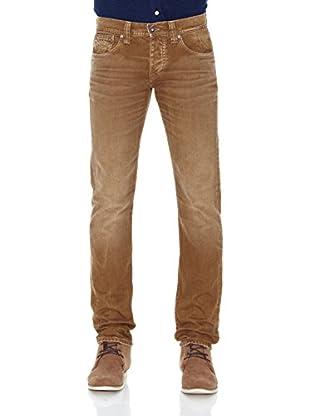 Pepe Jeans London Pantalón Cane (Marrón)