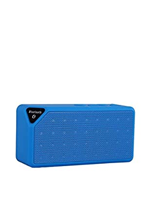 iPM Icon Bluetooth Speaker, Blue