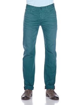 Cross Jeans Herren Jeans Jack (Grün)