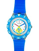 Maxima Analog White Dial Children's Watch - 04465PPKW