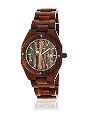 Earth Wood Uhr mit japanischem Uhrwerk Unisex Earth Cypress 45.0 mm