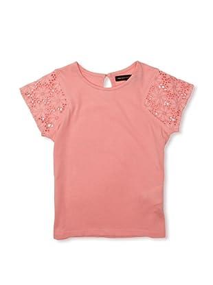 French Camiseta Cleburne (Rosa)