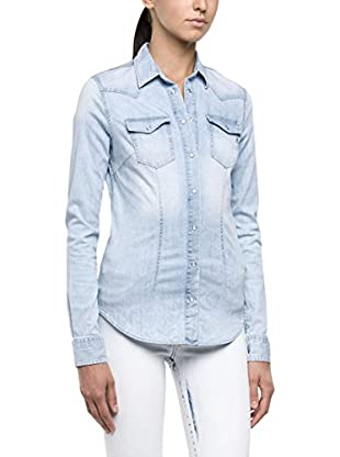 Replay Bluse Denim
