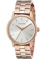 Nixon Women's A3611045 Kensington Stainless Steel Small Watch