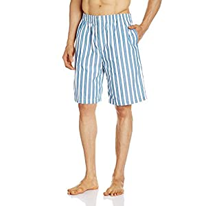Jockey Men's Cotton Shorts (8901326020258_9005-0105-ASSTD Assorted Checks S)