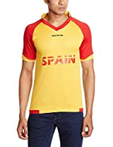 Nivia World Cup Jersey Spain Dual Color, Extra Large