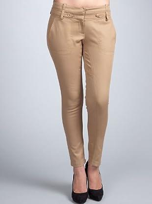 Sinequanone Pantalón Básico (Camel)