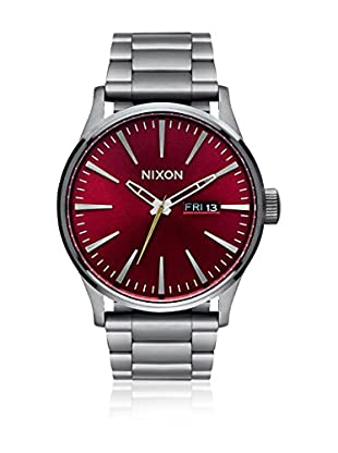 Nixon Reloj con movimiento japonés Man Sentry  42 mm