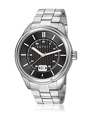 Esprit Reloj de cuarzo Man Ray Silver Black 45 mm