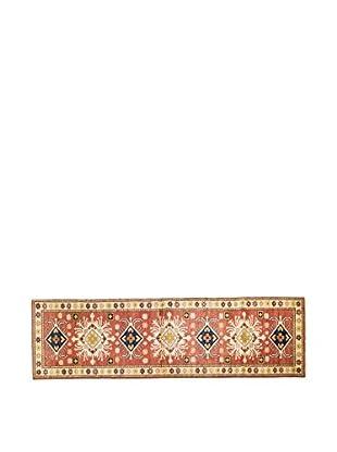 RugSense Teppich Kazak mehrfarbig 381 x 97 cm