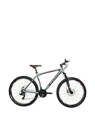 MOMA BIKES Bicicletta Btt 27, 5 Alu Full Disc 24V Gtt27, 5 M Grafite