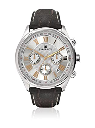 Executive Reloj de cuarzo Man Blazer Marrón 42 mm