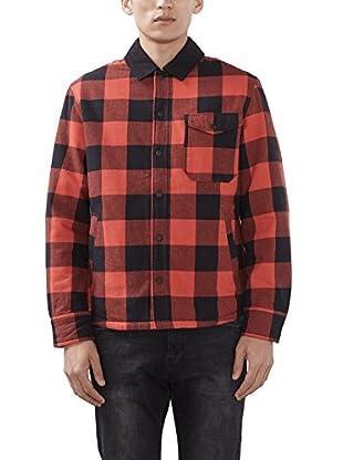 ESPRIT Camisa Hombre 106ee2f018 - Oversize