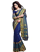 Cotton Party wear De Marca ZANE Saree