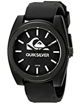 Quiksilver analog Black Dial Men's Watch - QS-1022-BKBK