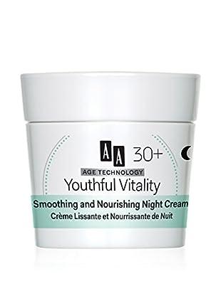 AA Cosmetics Nachtcreme Age Technology Youthful Vitality 30+ 50 ml, Preis/100 ml: 25.9 EUR