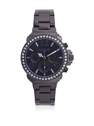 Lancaster Reloj de Señora cuarzo Negro