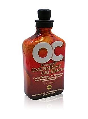 OC Tan In Colour Overnight Celebrity Maximum UV Absorbing 4X Bronzer 360ml
