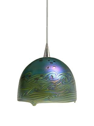 Fusion Z Glass Lighting Hera Dome Pendant Lamp