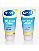 Scholl Foot & Nail Cream - Pack Of 2
