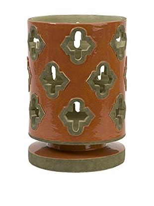 Chapala Large Cutwork Lantern