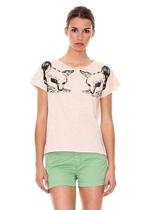 Pepe Jeans London T-Shirt Stella (Nude)