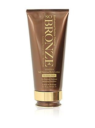 So Tan Bronze Tinted Self Tanning Body Lotion Medium To Dark 185ml, Preis/100ml: 12,40 EUR