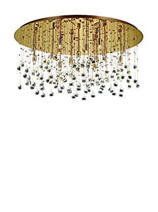 Evergreen Lights Pendelleuchte gold