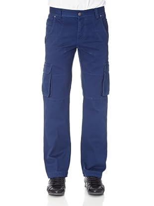 Gasoline Pantalón Steven (Azul)