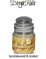 DivyaKala- Pillar Candle (2inch diameter, 2 pc set)