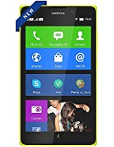 Nokia XL (Yellow, Dual SIM)